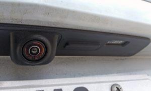 2020 Corvette rear camera