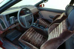 Subaru XT Steering Wheel