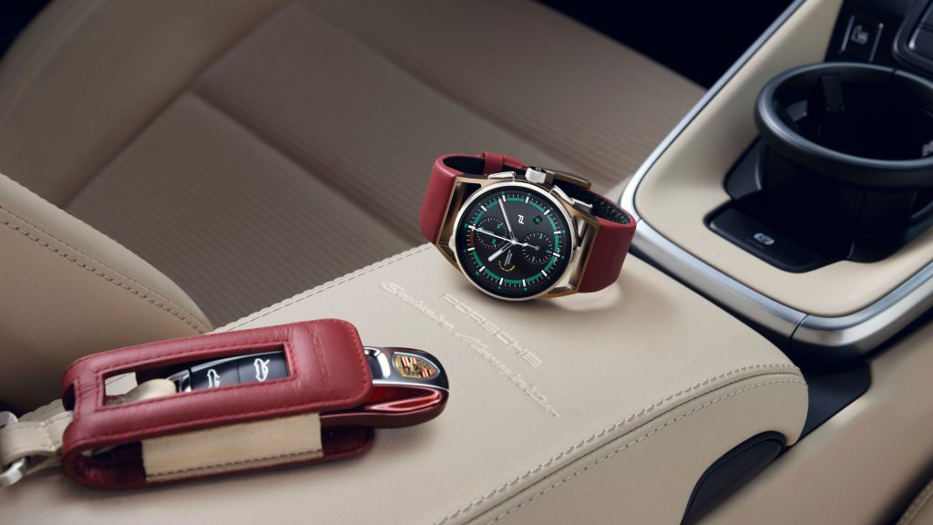 911 Targa 4S Heritage Design Watch And Fob