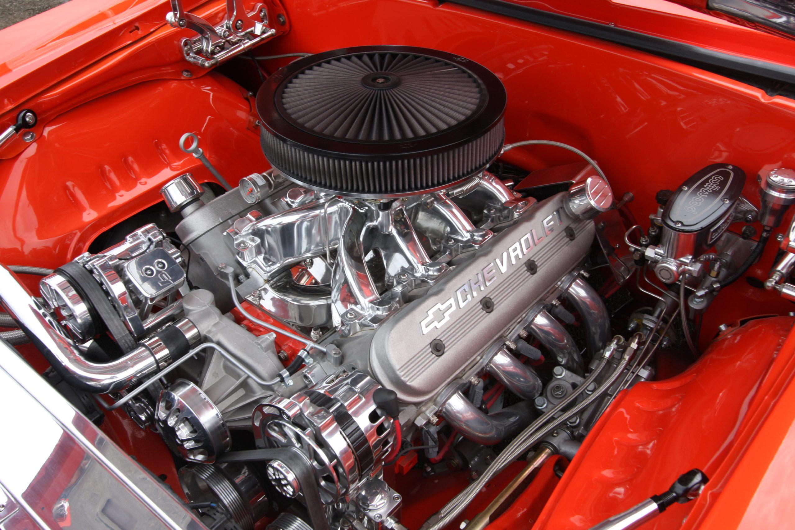 Chevrolet LS engine valve cover