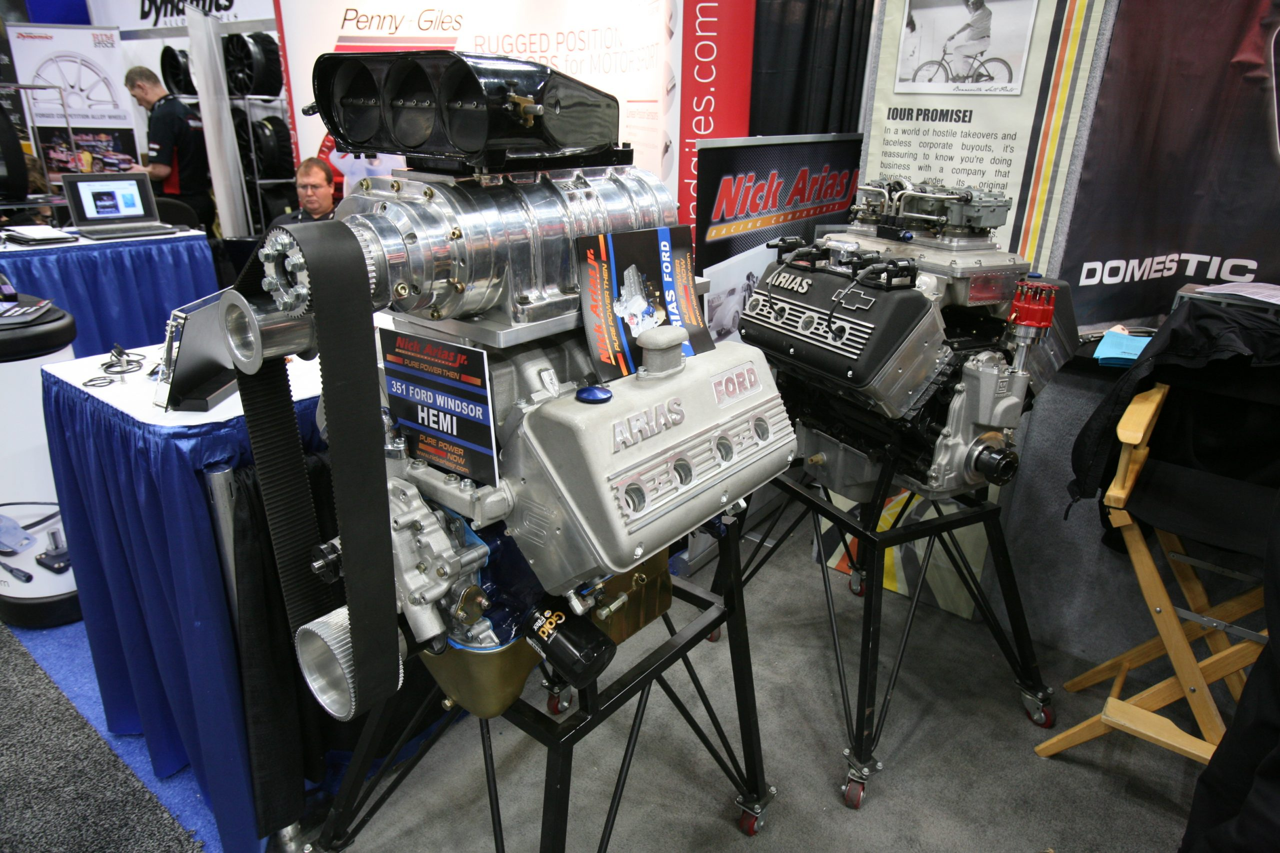 Ford Arias hemi valve cover