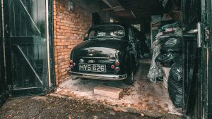 Young man's wish granted: 1957 Austin A35 restored by anonymous person | Ep. 82 (UK Trip 2/5)