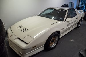 Barn Find Hunter UK - 1989 Trans Am Indy 500 pace car