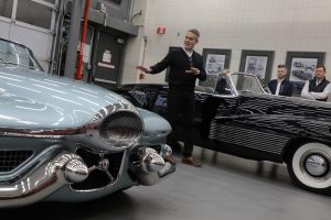 Designing the sharpest cars in Motor City