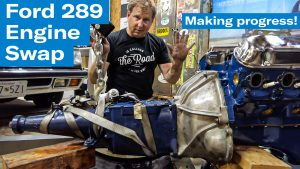 More progress on the Ford 289 | Sunbeam Tiger engine swap project – Ep. 6