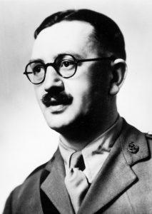 British take over Volkswagen 1945 - Major Ivan Hirst