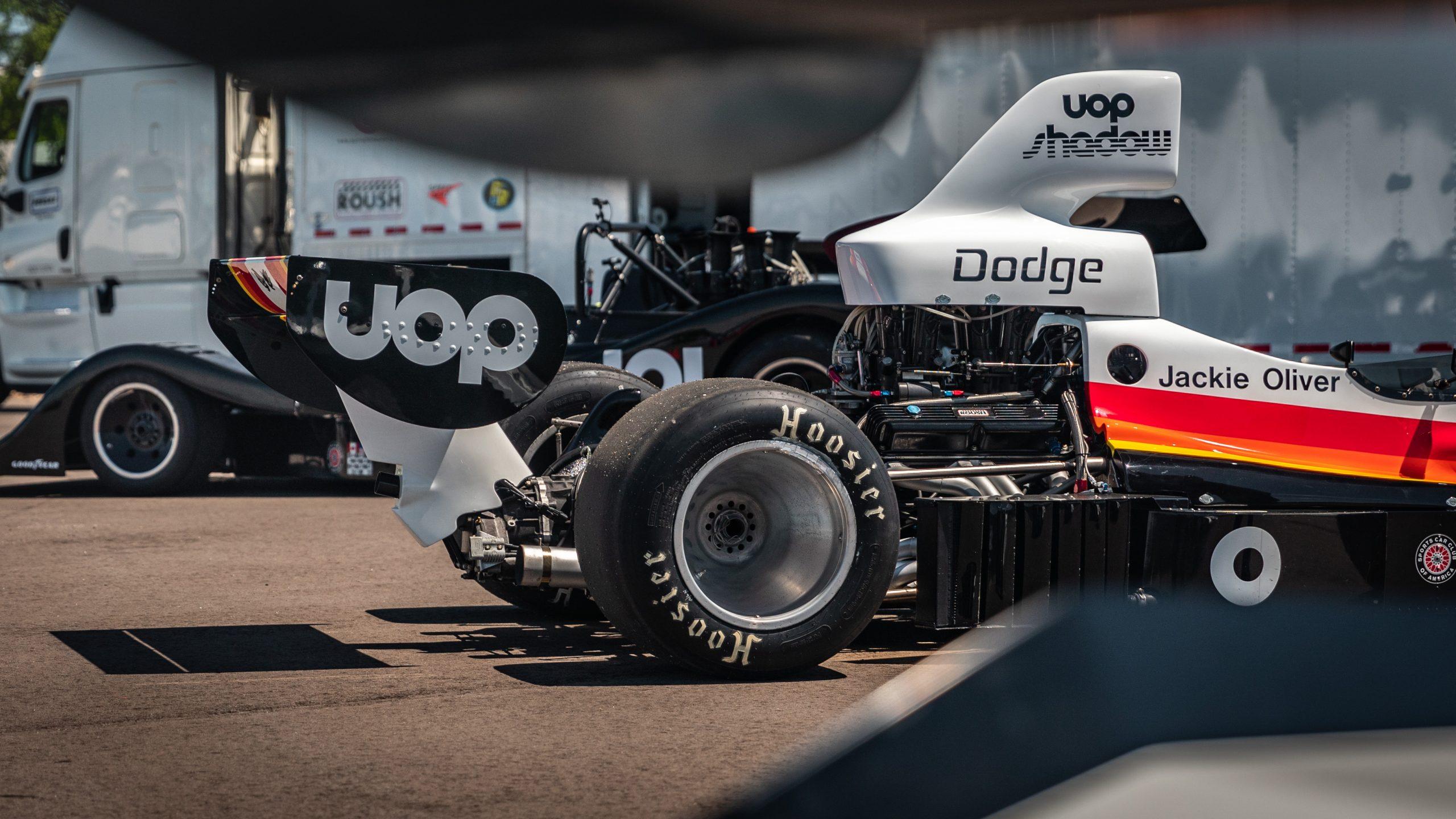Can Am Shadow car Jim Bartel_M1 Concourse F5000
