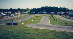 Canadian Tire Motorsport Park Track Turns