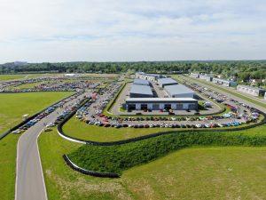 M1 concourse aerial