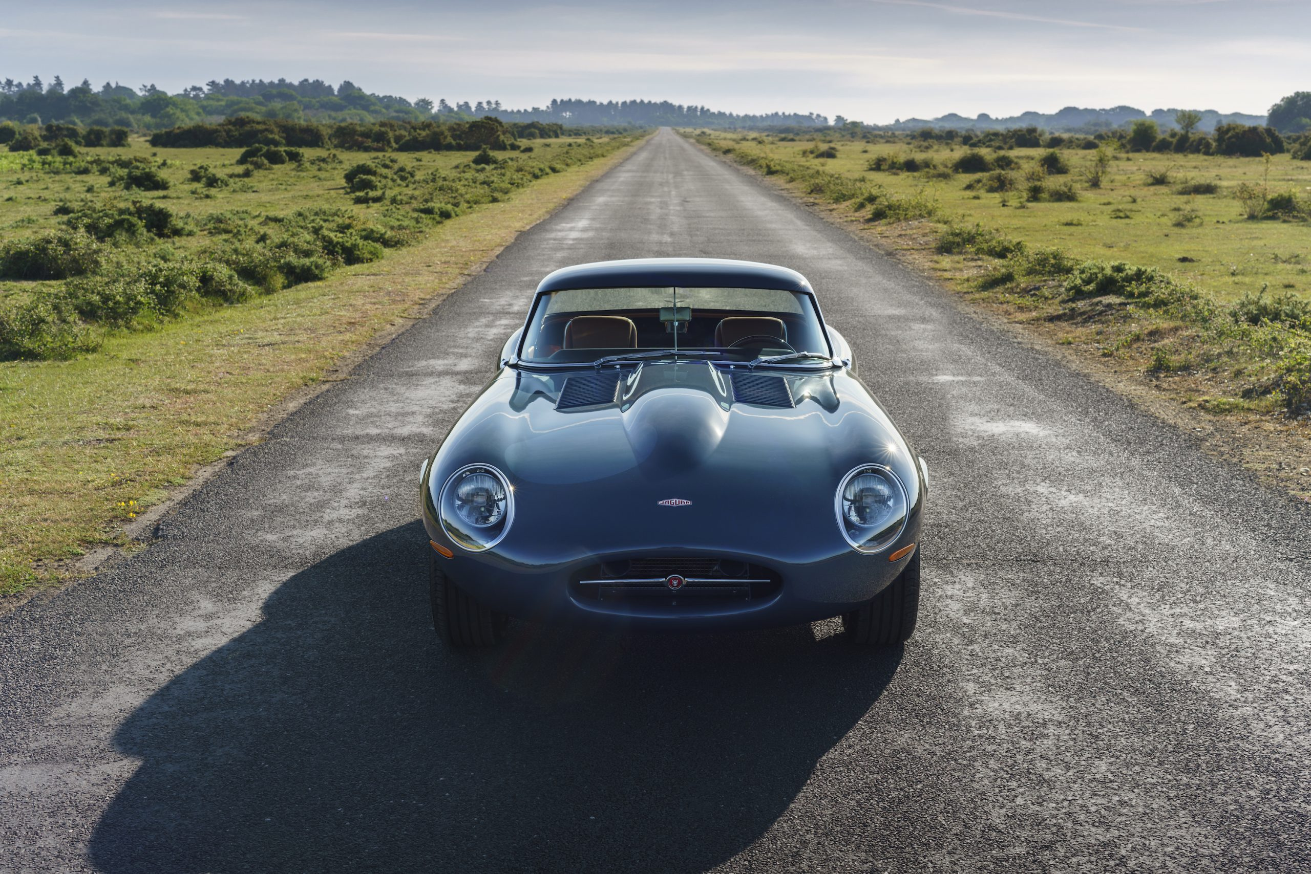 Eagle E-type Lightweight GT Front
