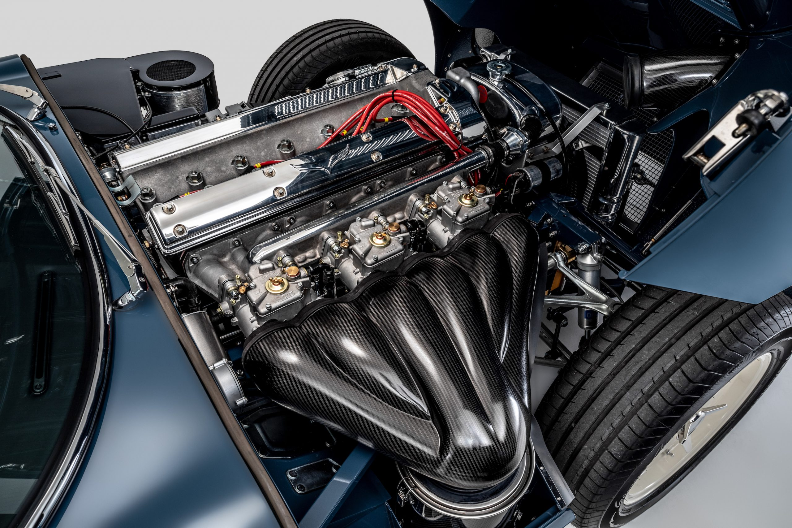 Eagle E-type Lightweight GT Engine