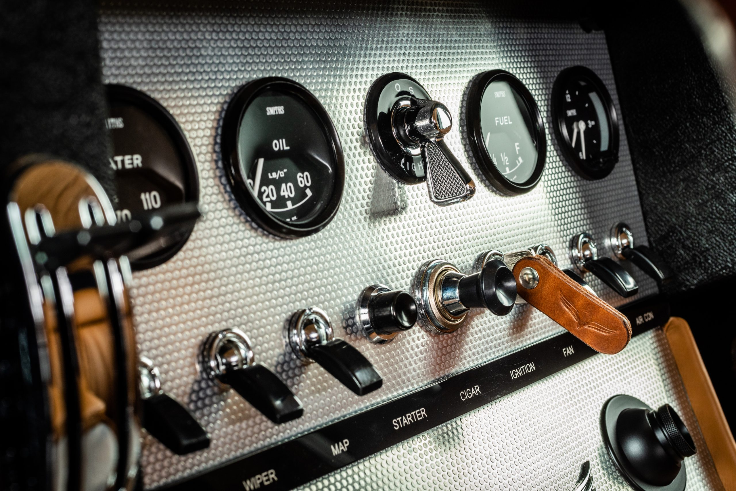Eagle E-type Lightweight GT Knobs And Levers