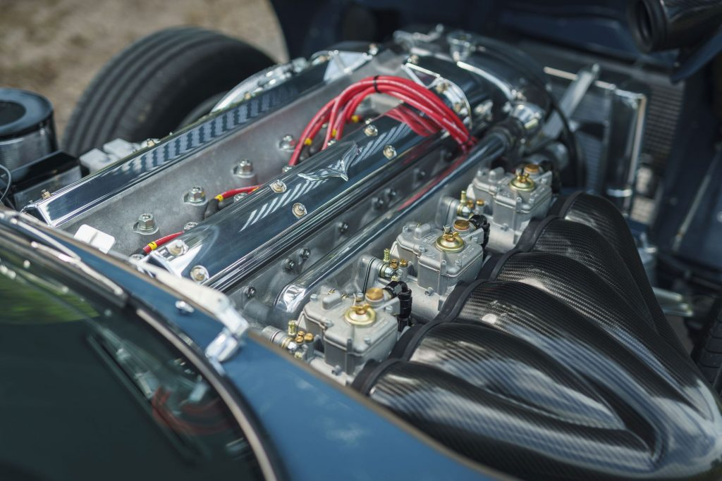 Eagle GT engine