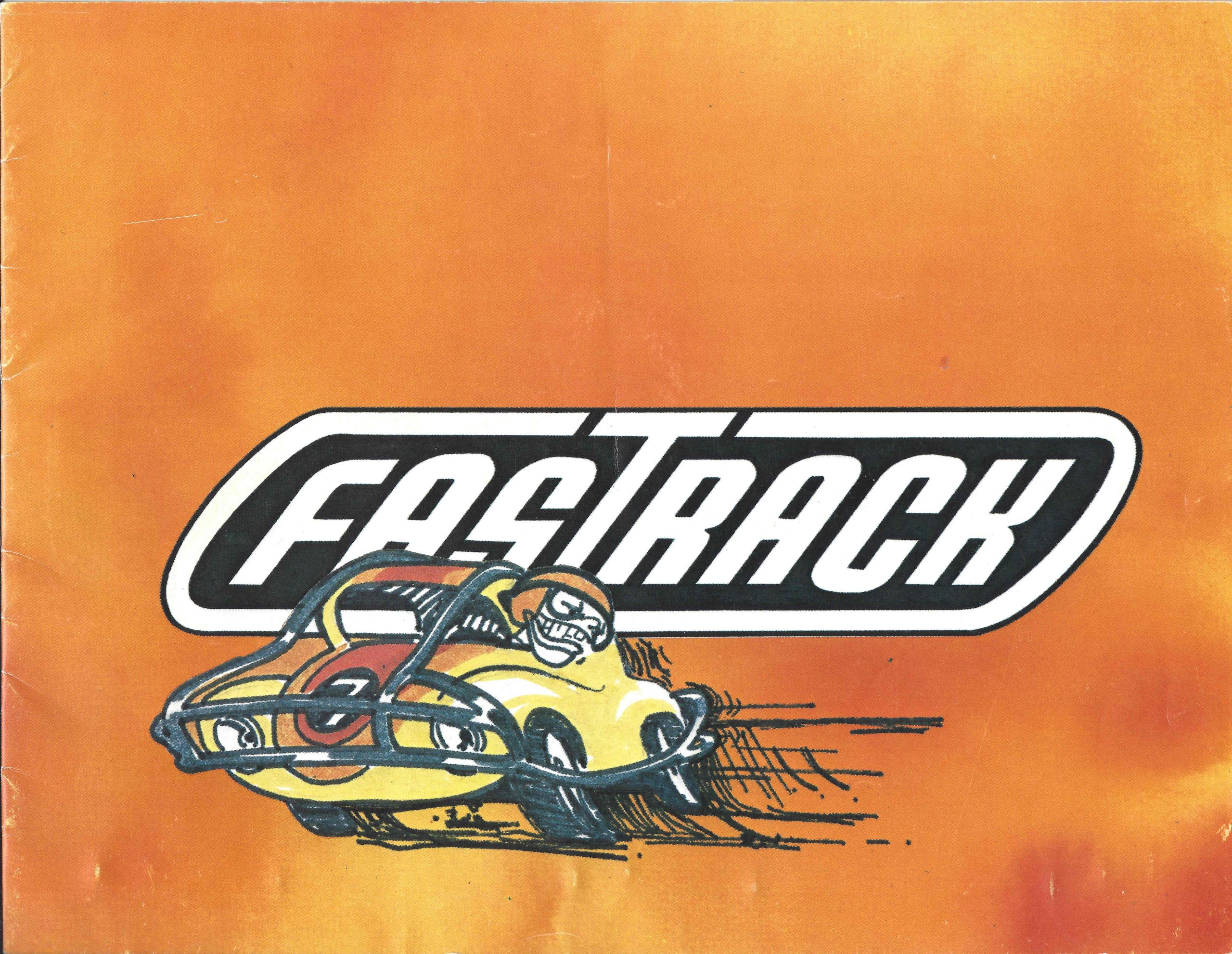 Fastrack Illustration Art