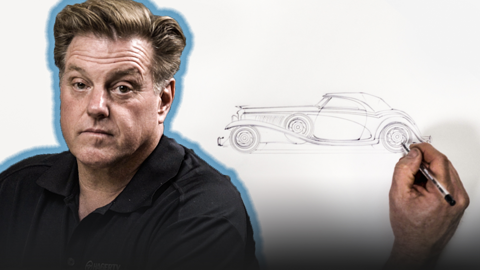 """The Foosenberg?"" Redesigning a period-correct Duesenberg 