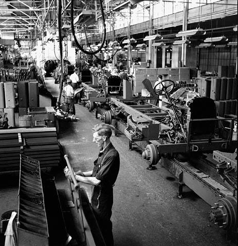 GM Oshawa Plant 1943