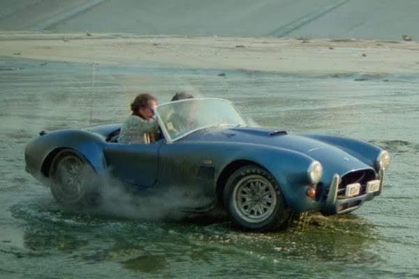 Gumball Rally 1976 movie Cobra