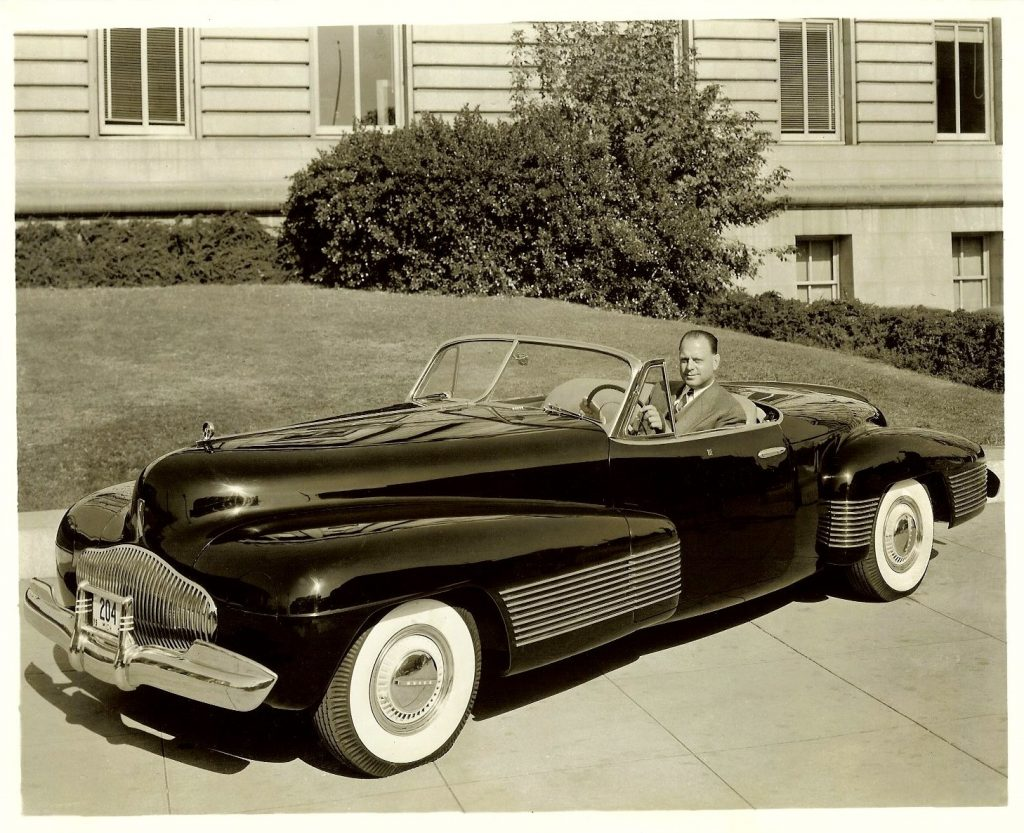 HVA - Buick Y-Job - Harley Earl