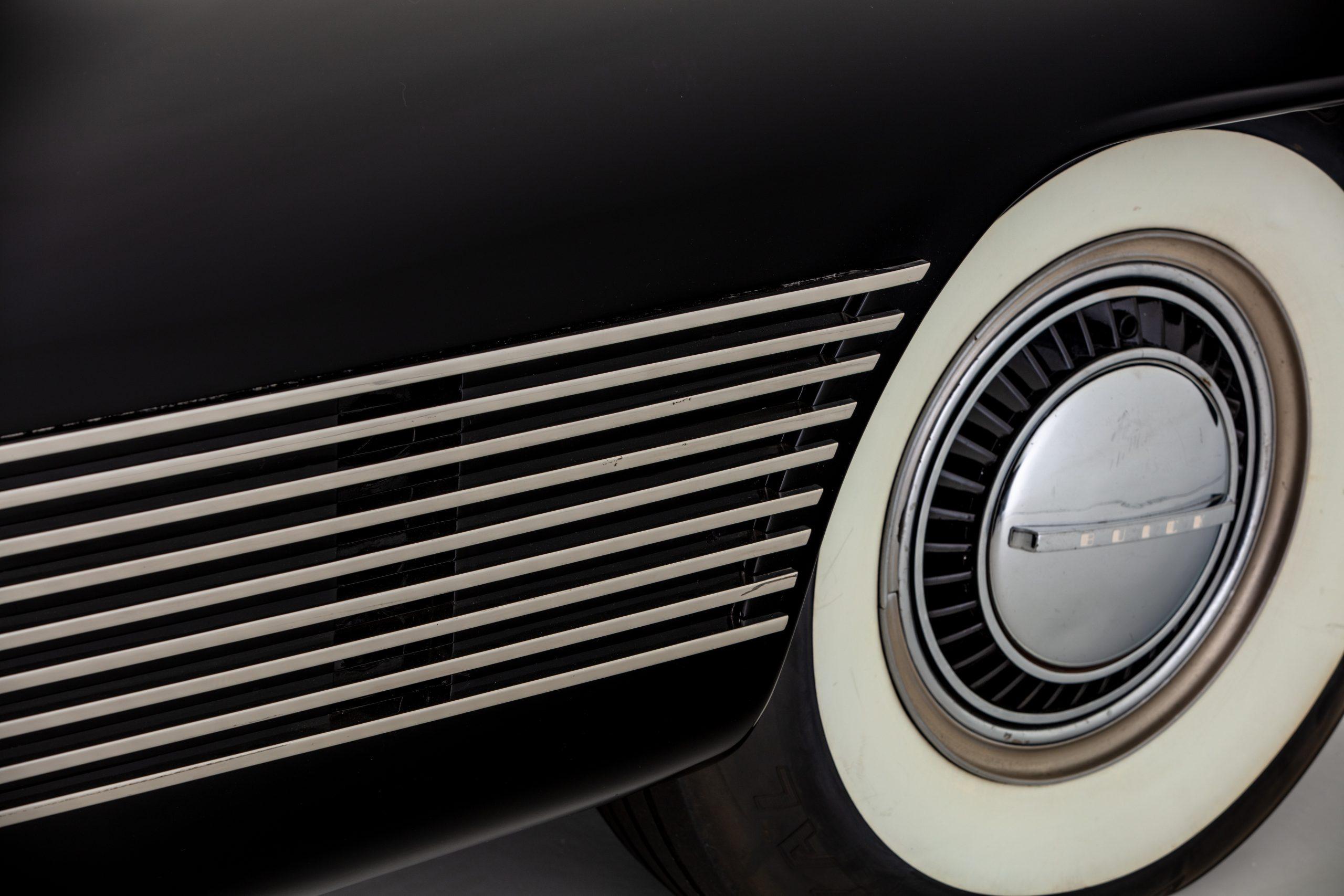 Buick Y-Job Tire