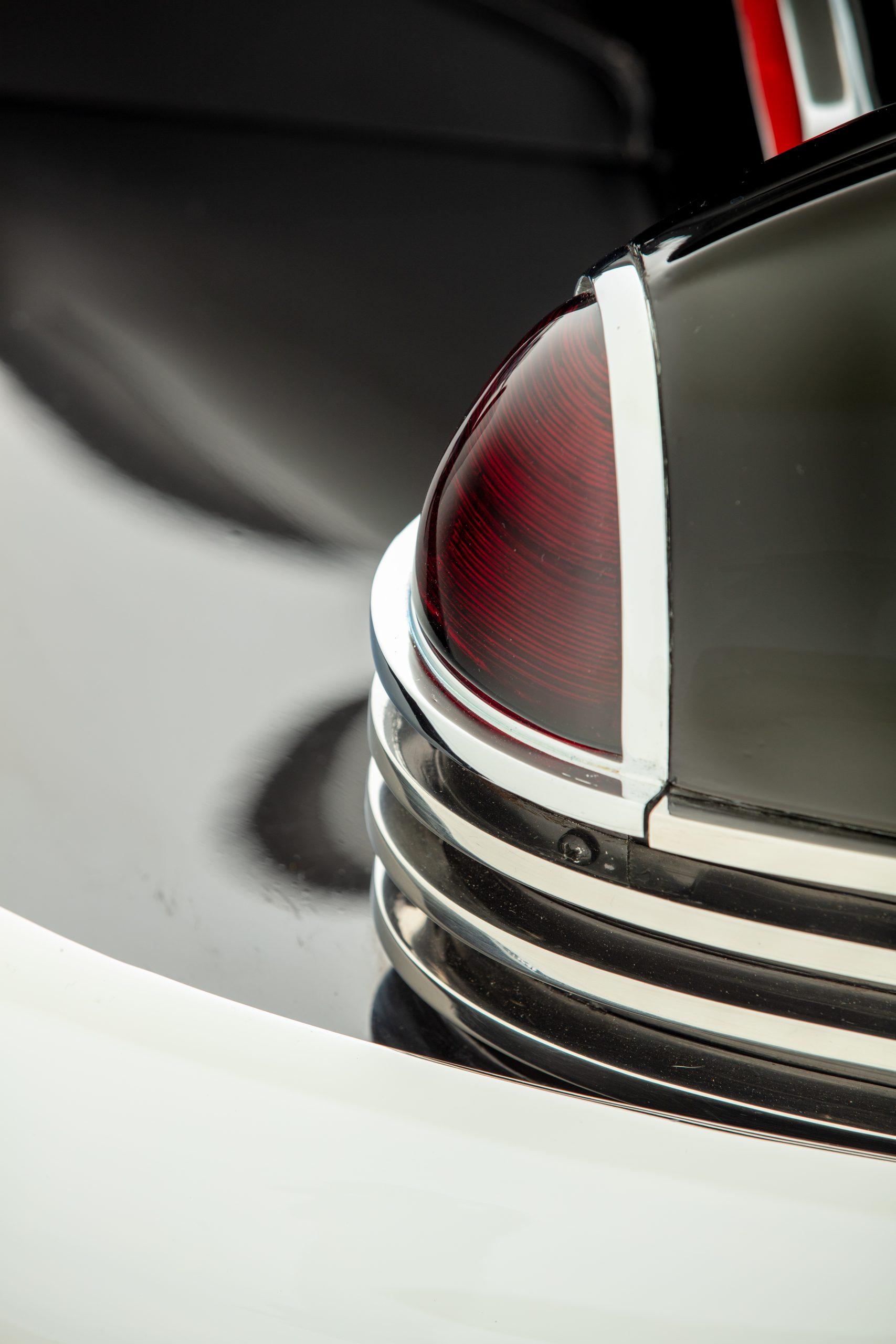 Buick Y-Job Taillight