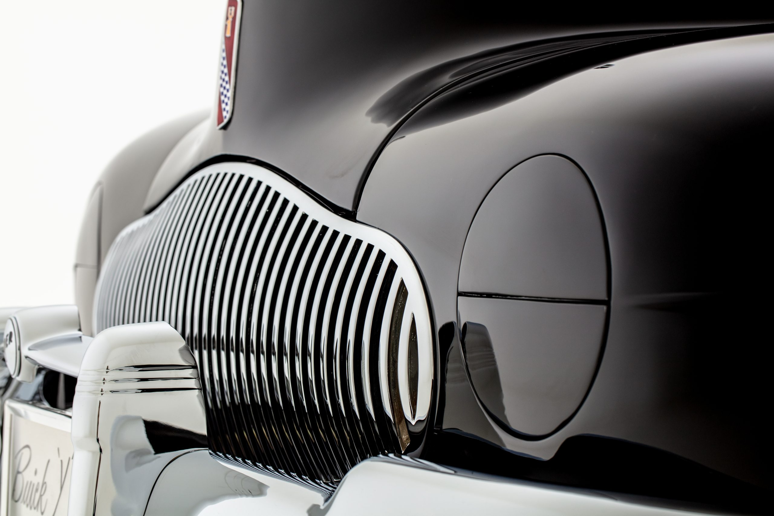 Buick Y-Job Front Grille
