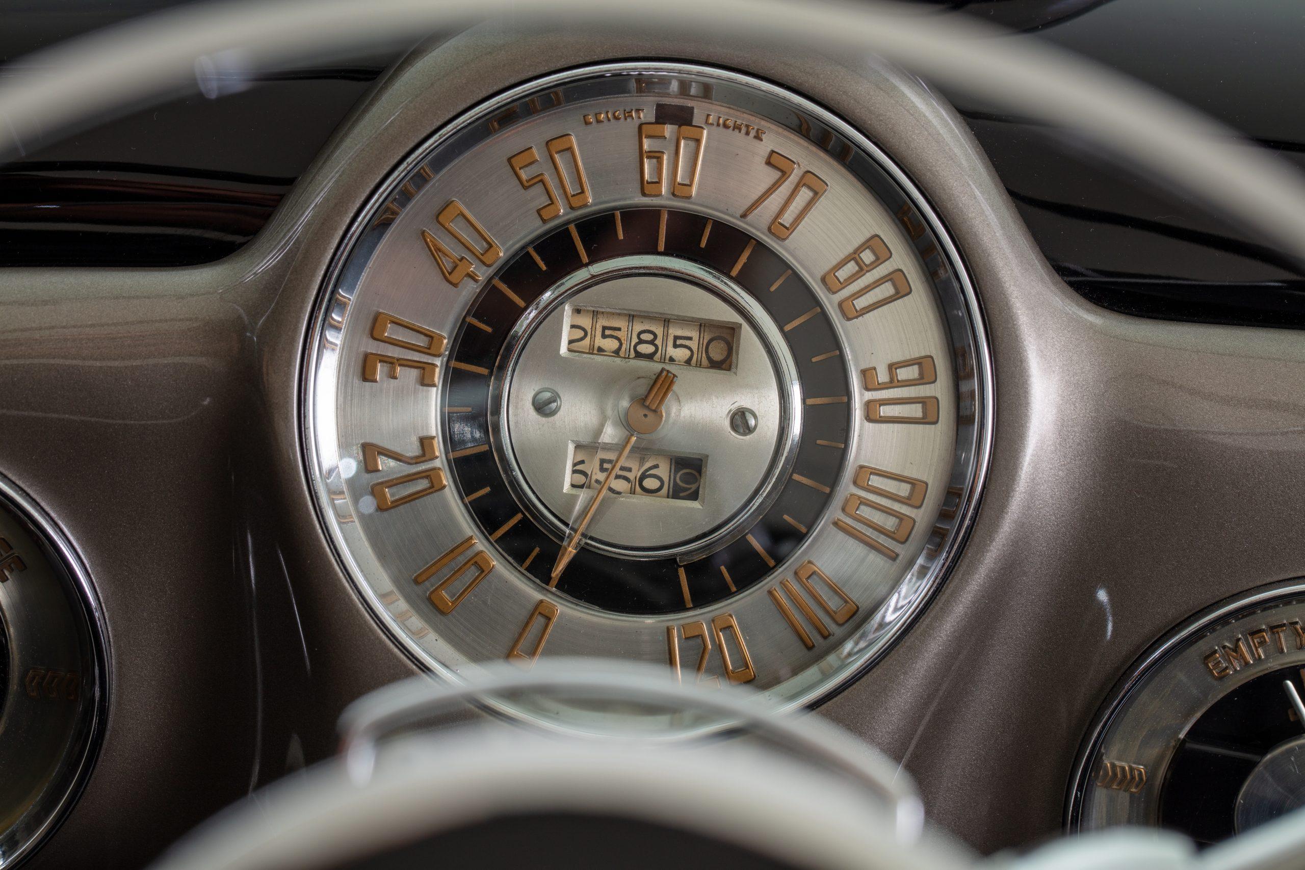 Buick Y-Job Speedometer