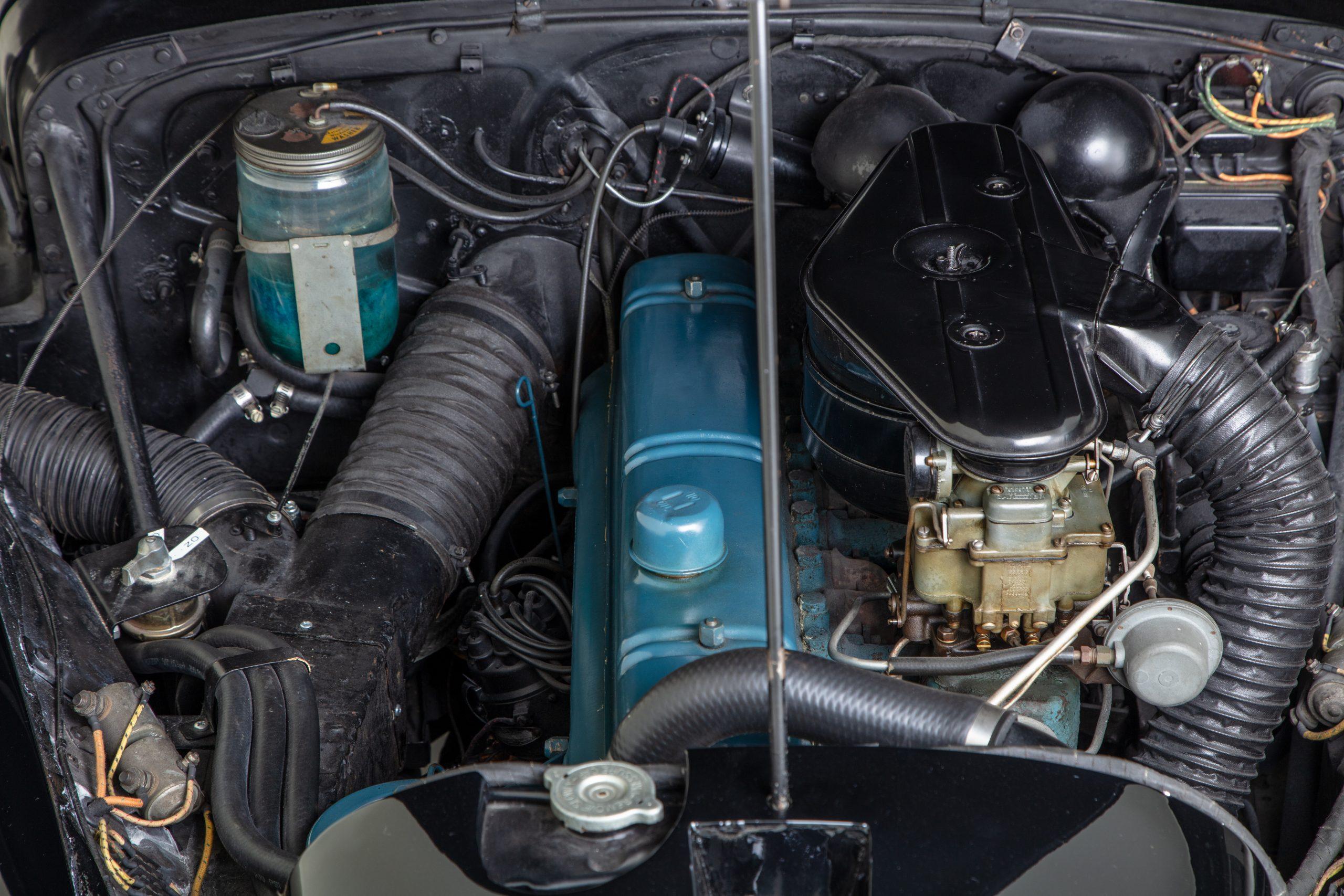 Buick Y-Job Engine