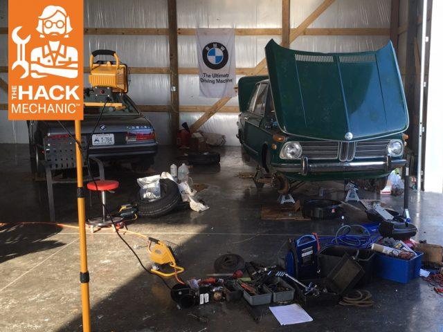 BMW Resurrection Garage