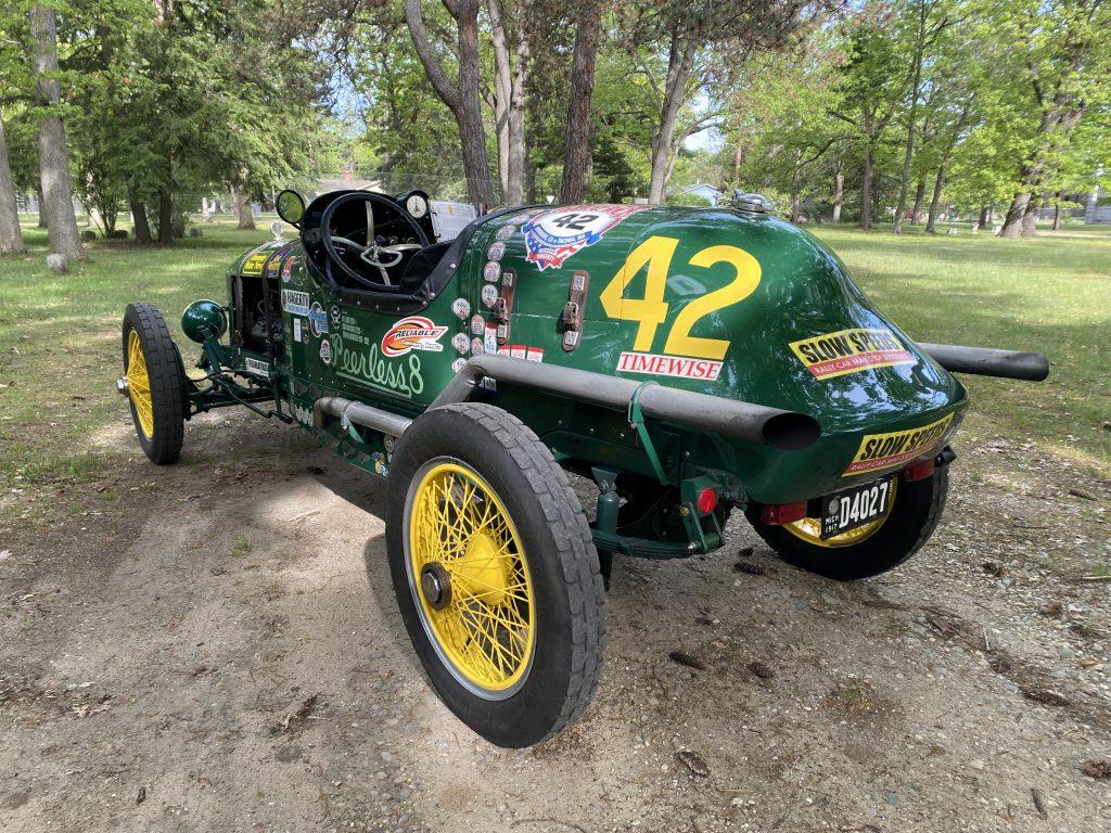 1917 Peerless Green Dragon rear three quarter