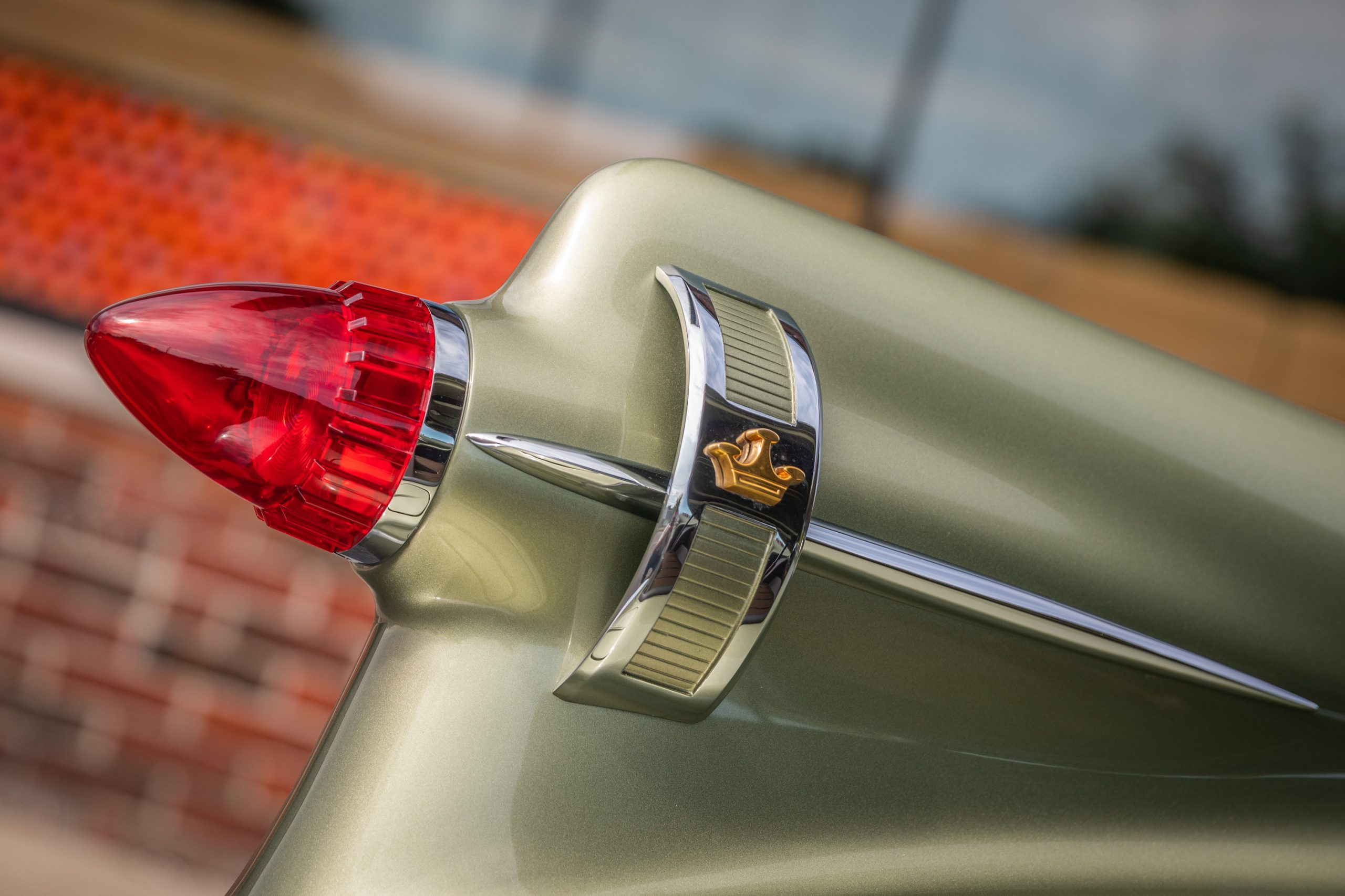 Imperial Speedster Taillight Detail