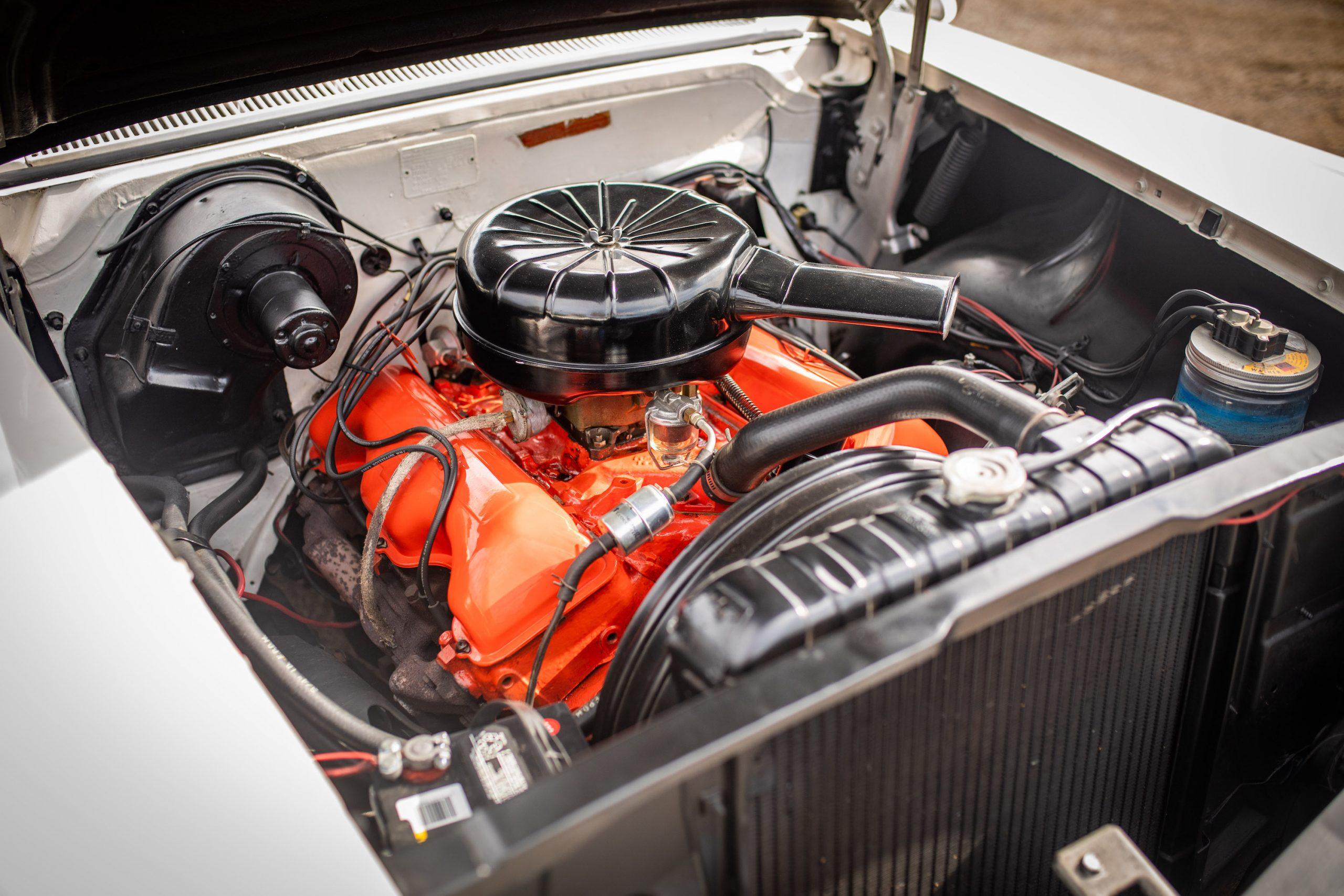 1958 Chevrolet Impala Engine