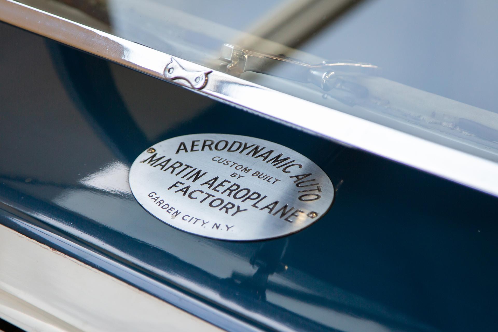 Martin Aerodynamic Plate