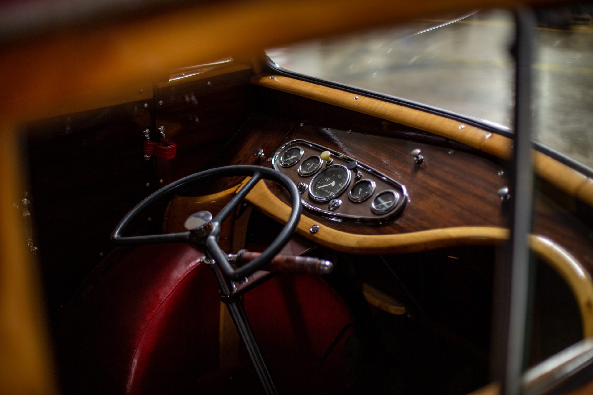 Martin Stationette Interior Wheel