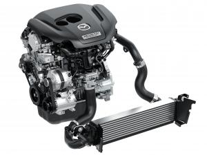 Mazda 2.5L Turbo Engine