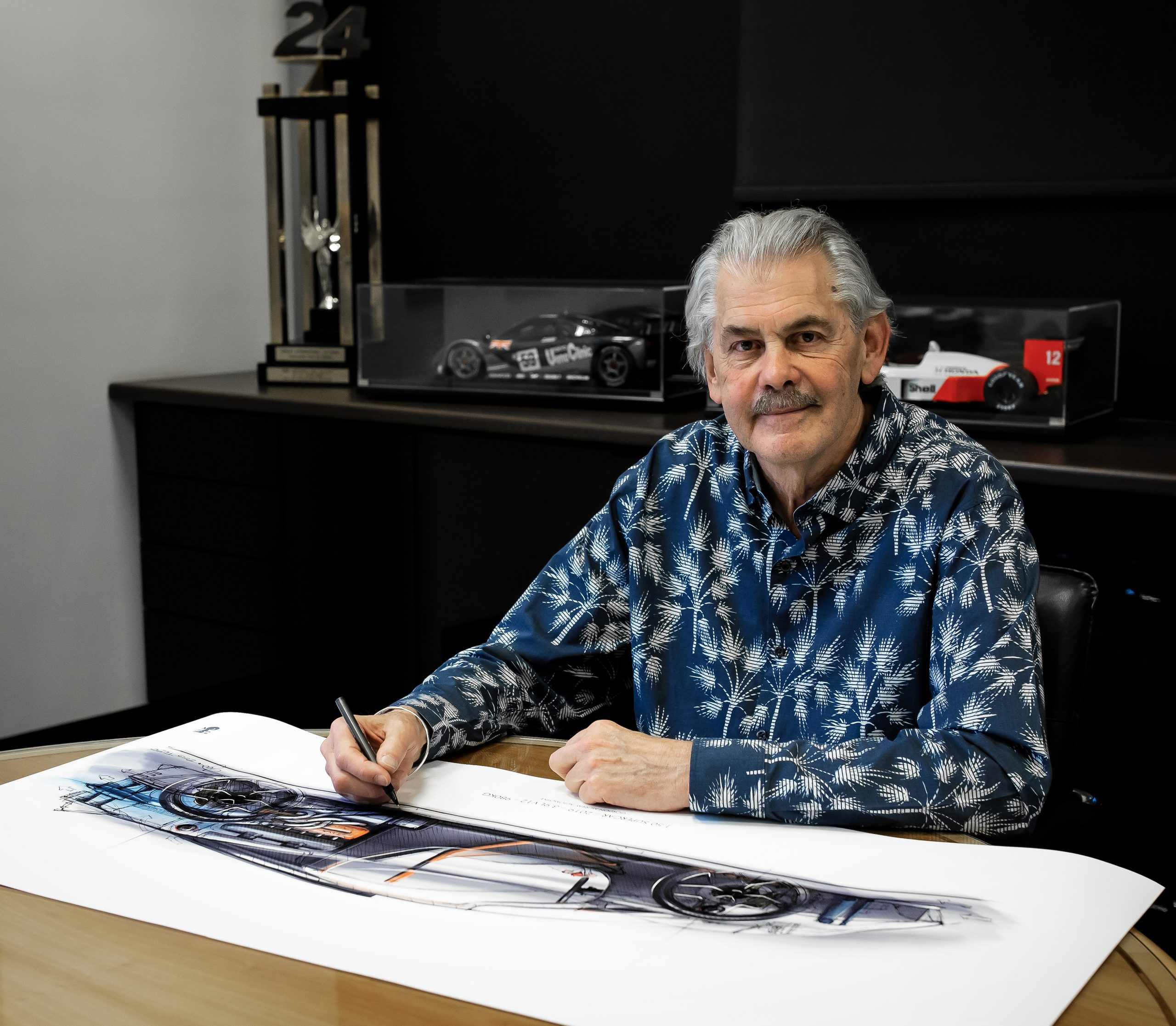 Mclaren F1 News Articles Stories Trends For Today: Gordon Murray Tells Hagerty Why His New T.50 Hypercar Will