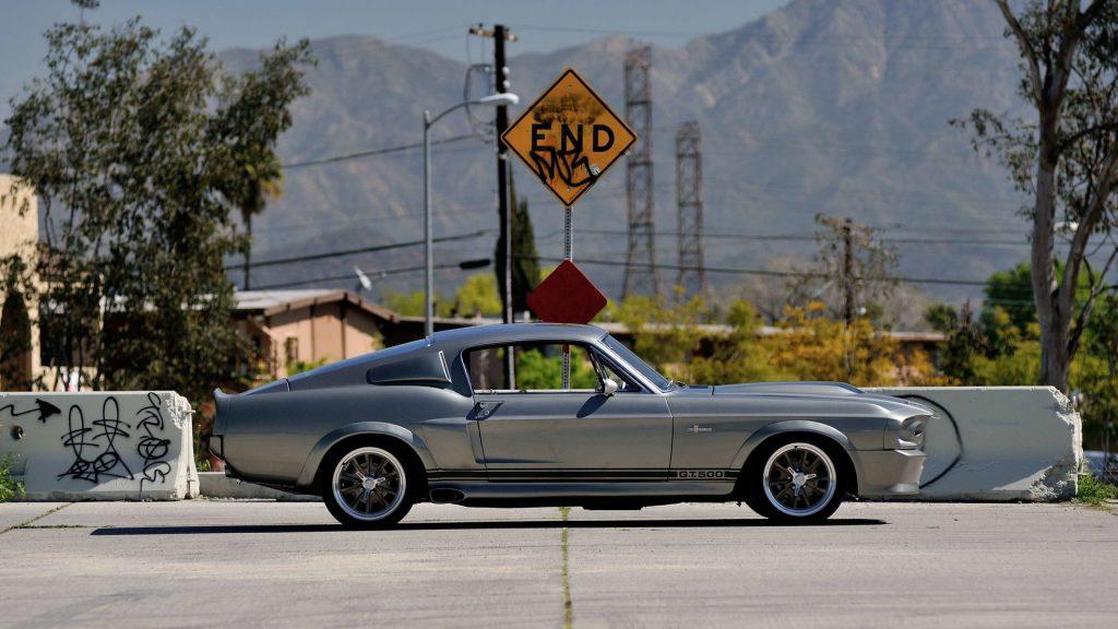 Mecum 1967 Mustang Eleanor GT500