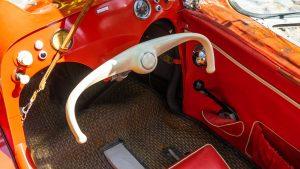 1960 Messerschmitt KR200 Steering Wheel