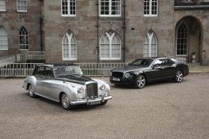 Bentley end of production 6 3/4 liter V-8 L-Series