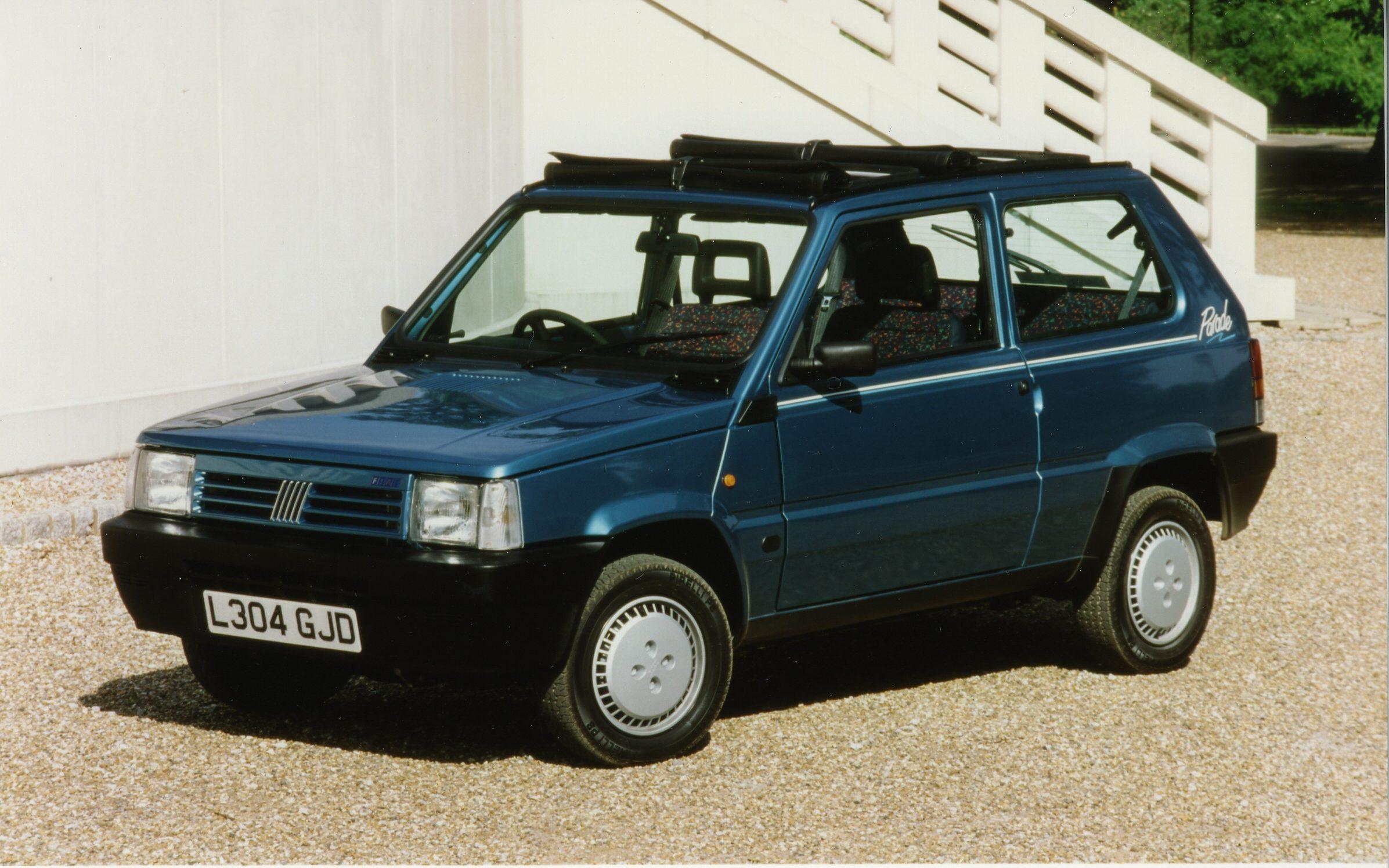 Fiat Panda-1981