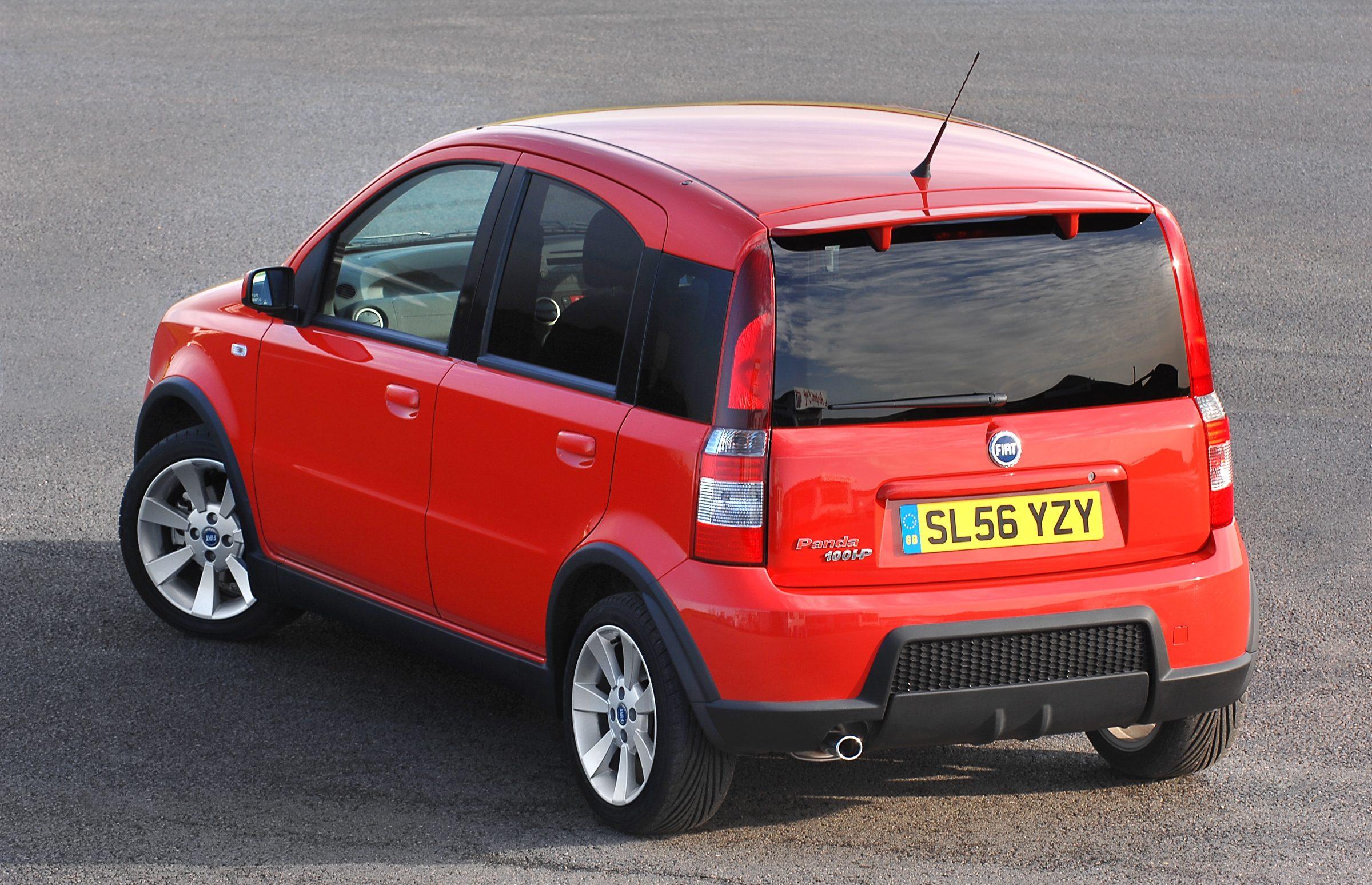 Fiat Panda100hp2006
