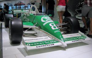 Teo Fabi's 1988 Porsche 2708 CART