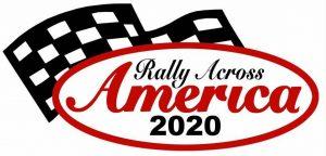 Rally Across America 2020 logo