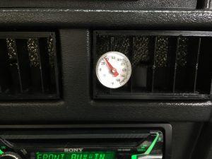 Rob Siegel - Pressure testing AC - vent temperature