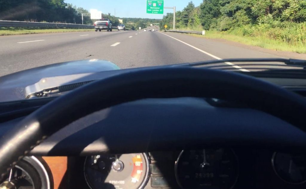 Rob Siegel - Sorting out a car - Driving BMW on the highway