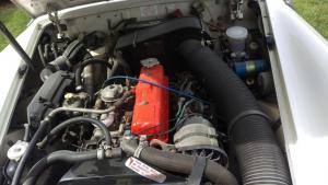1979 MG Midget Engine