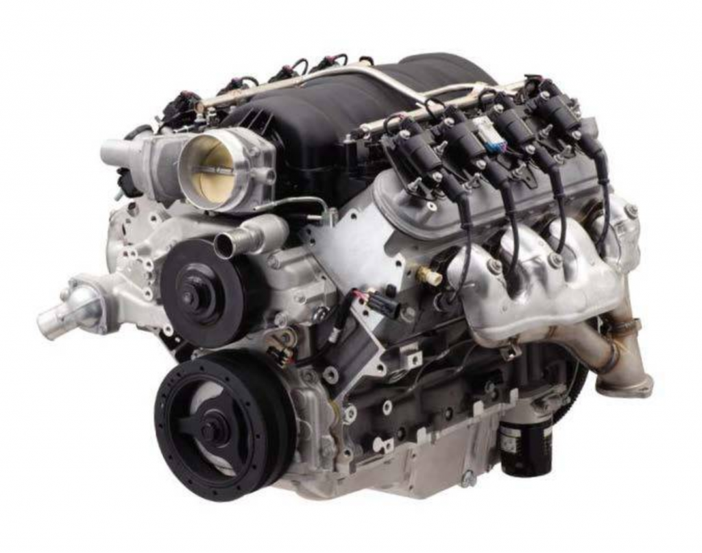 Chevrolet Performance LS427/570 crate engine