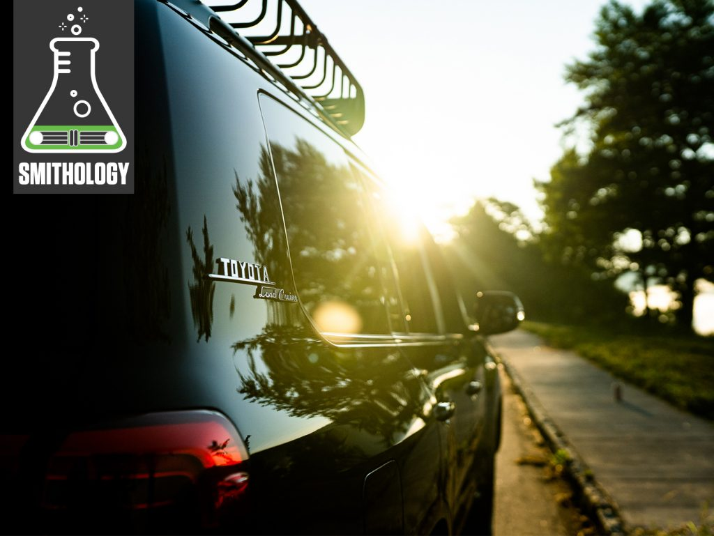 Smithology Land Cruiser Side Body Line Sunspot