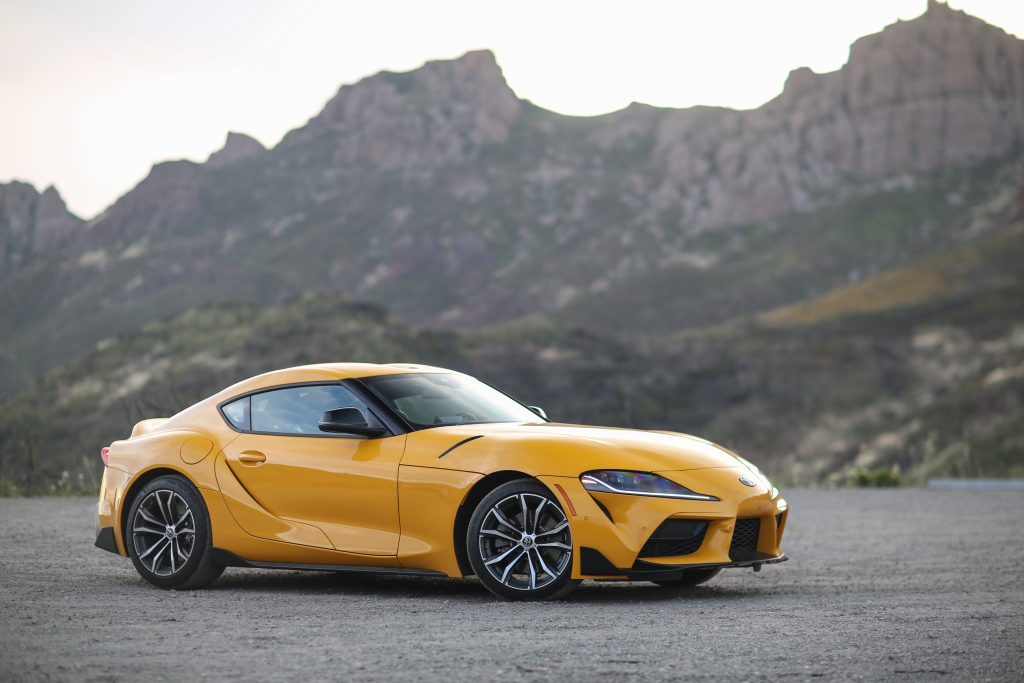 2021 Toyota Supra 2.0-liter