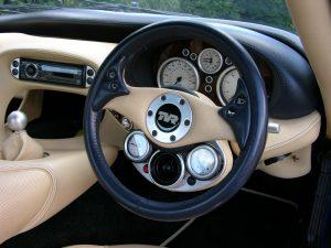 TVR Cebera Speed Six Interior Wheel