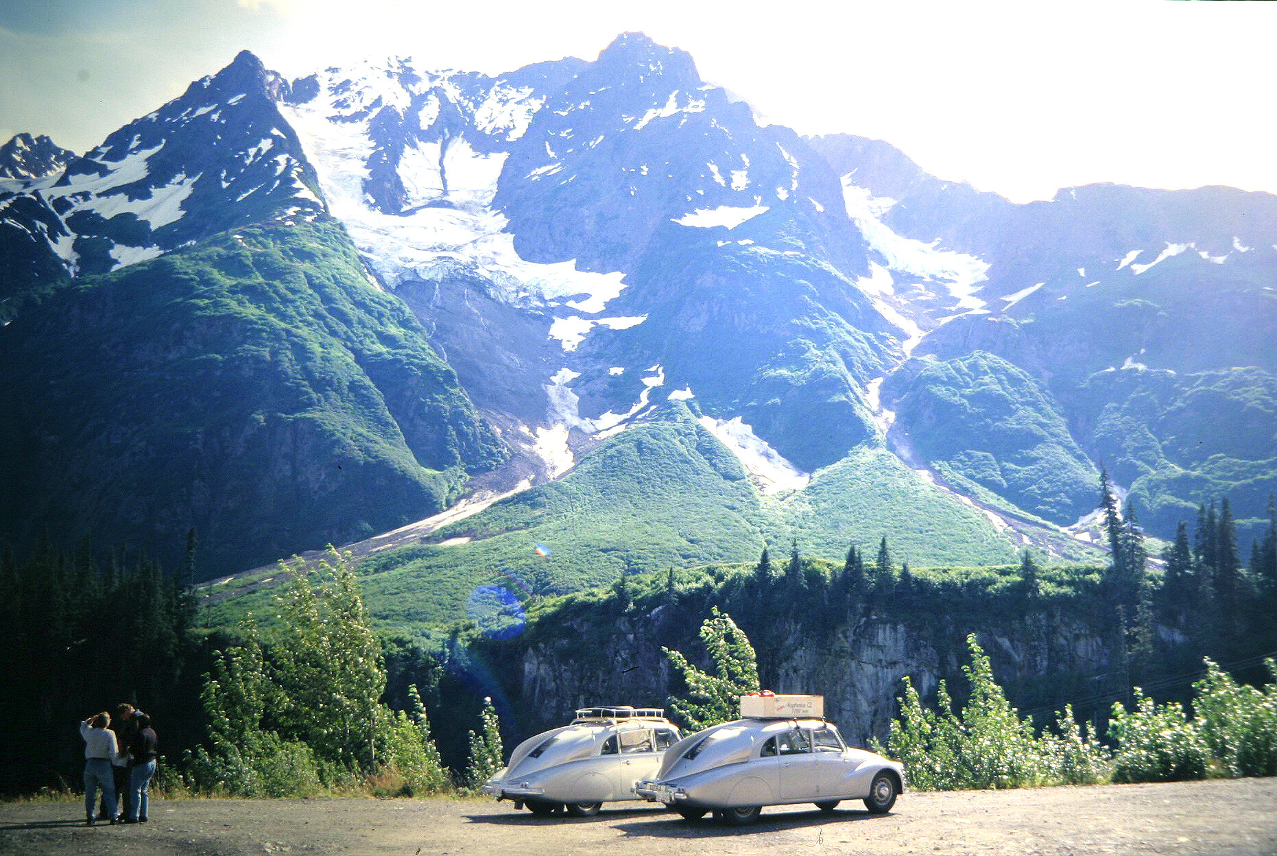 Tatras Near Mountain Peaks